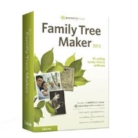 Family Tree Maker 2010 Deluxe Software