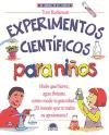 Experimentos cientificos para ninos / The Everything Kids' Science Experiments Book (Spanish Edition)