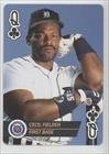 Cecil Fielder Detroit Tigers (Baseball Card) 1993 U.S. Playing Cards Aces #12C at Amazon.com