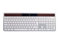 Logitech K750 Wireless Solar Keyboard, English (920-003677)