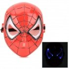 Glowing Spiderman Mask from QMAPFIBNES