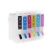Color Ink Jet Cartridge for EPSON Printers (R/RX Series)