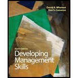 img - for Developing Management Skills [8th Edition] by Whetten, David A., Cameron, Kim S. [Prentice Hall,2010] [Paperback] 8TH EDITION book / textbook / text book