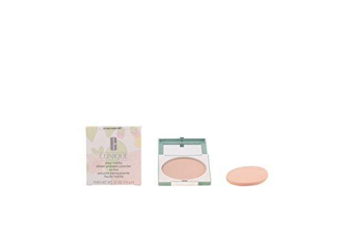 CLINIQUE - STAY MATTE SHEER powder #02-stay neutral 7.6 gr-mujer