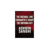 The Rozable Line/Chanakya's Chant/The Krishna Key Image