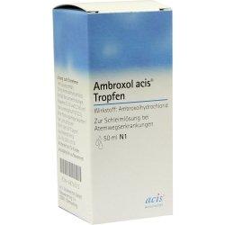 AMBROXOL acis Tropfen 50 ml Tropfen zum Einnehmen