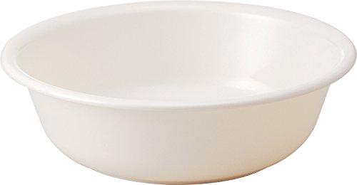 リス 銀イオン抗菌・防カビ H&H Ag 洗面器 パールホワイト