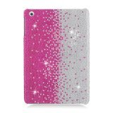 Eagle Cell Diamond Cover for iPad mini - Pink/Silver (PDIPADMINIS322)