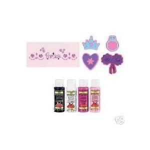 Amazon.com: Disney Store Royal Princess Bath Bedroom Decal Decor ...