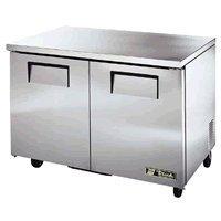 True Ada Compliant 4-shelf 12 Cu Ft Undercounter Freezer - TUC-48F-ADA