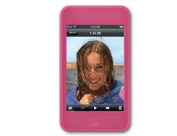 FS - IPOD TOUCH 16GB SILICONE SKIN CASE - PINK