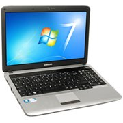 Samsung RV510 15.6 Notebook (2.3GHz Intel Pentium Dual-C T4500 4GB RAM 320GB HDD DL DVD-RW Microsoft Windows 7 Digs Premium 64-bit)