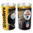 NFL Wastebasket NFL Team: Pittsburgh Steelers by WinCraft