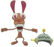 Ren & Stimpy 3 Inch Figure with Accessory Ren - 1