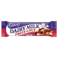 Cadbury Dairy Milk Fruit Nut 49g