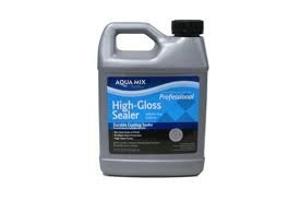 High gloss Sealer Aqua Mix 3.785ml by Aqua Mix (Aqua Mix High Gloss Sealer compare prices)