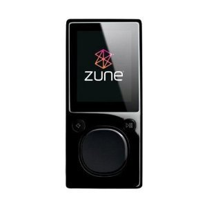 Microsoft Zune 16GB Return/refurb English Us/canada Only Gloss Black