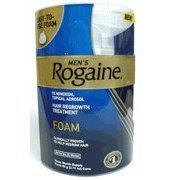 Rogaine for Men Hair Regrowth Treatment, Easy