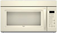 Whirlpool : WMH2175XVT 1.7 cu. ft. Over the Range Microwave - Bisque