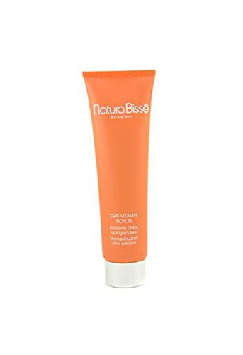 C+C Vitamin Scrub ( Tube ) - Natura Bisse - Body Care - 100Ml/3.5Oz