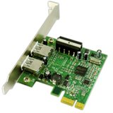 USB 3.0 Hispeed Pcie Card 2PORT Data Transfer Up To 4.8GBPS