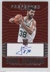 Vitor Faverani #7/99 Boston Celtics (Basketball Card) 2013-14 Panini Preferred Red #282