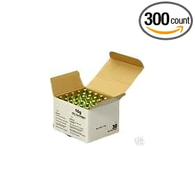 Case of 300 MOSA 16 Gram Threaded CO2 Cartridges by Mosa