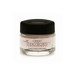 L'Oreal Paris Studio Secrets Professional Magic Perfecting Base, 0.5-Fluid Ounce
