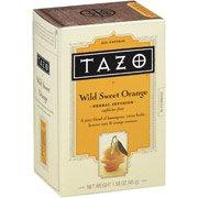 tazo wild sweet orange tea | eBay
