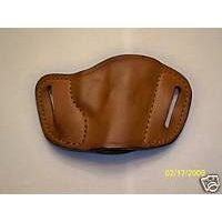Leather Belt Slide Holster Fits All 1911 Autos W/ 3.5