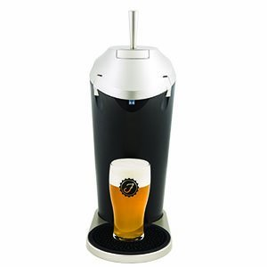 Fizzics Revolutionary Beer System, One Size, Black and Silver