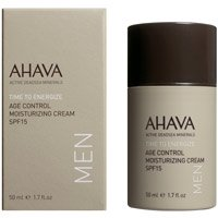 Cheapest AHAVA Time to Energize Men's Age Control Moisturizing Cream SPF 15, 1.7 fl. oz. from Ahava North America - Free Shipping Available