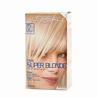 L'Oreal Paris Super Blonde Crème Lightening Kit, Light Brown to Light Blonde