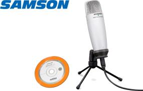 C01U USB Studio Condenser Microphone