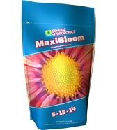 2.2 Lbs. - Maxibloom - Bloom Stimulator - Hydroponic Nutrient Solution - 5-15-14 Npk Ratio - General Hydroponics Gh1221