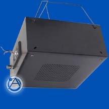 "Atlas Sound M10008"" Dual Cone Sound Masking Speaker With 70.7V-4W Transformer And Enclosure"
