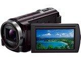 液晶保護フィルム SONY HDR-CX430V専用(反射防止フィルム・マット)【クリーニングクロス付】