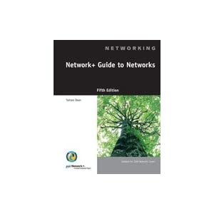 Network Guide To Networks 5th Edition Chapter 4 Solutions