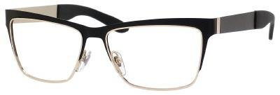 Yves Saint Laurent Yves Saint Laurent 6365 Eyeglasses-096C Black Gold-55mm