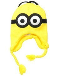 accessory-innovations-boys-despicable-me-minion-time-reversible-laplander-one-eye-two-eye-on-a-hat-b