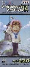 ONE PIECE ワンピース ワールドコレクタブルフィギュア vol.14 TV120 コビー