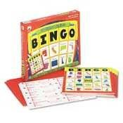 U.S. States and Capitals Bingo (CDPCD8913) Category: Educational Games - 1