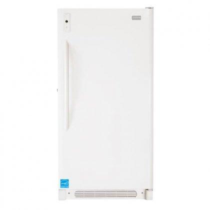 Frigidaire FFUH17F2NW 16.7 Cu. Ft. White Counter Depth Upright Freezer - Energy Star