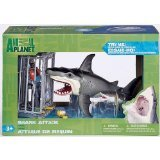 Shark Attack Figure Playset By Animal Planet