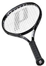 Prince 03 Speedport Black Team MP Tennis Racket, GripSize- 2: 4 1/4 inch