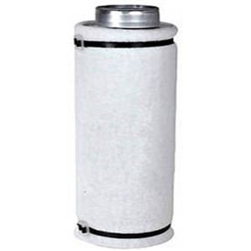 "4"" Carbon Filter 2, with Flange, 55-110 CFM Exhaust"