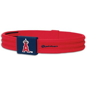 Angels Phiten Titanium Bracelet X30 ( sz. M, Anaheim Angels : Angels )