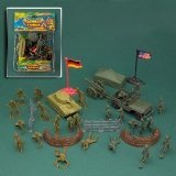 Rothco CE Combat Force Soldier Play Set - 1