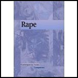 Contemporary Issues Companion - Rape (paperback edition) Mary E. Williams