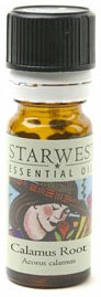 Calamus Root Essential Oils - 1/3 oz,(Starwest Botanicals)